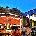 Fairground Attraction 1 by Andy Prendy