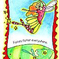 Fairies Flutter Everywhere by Nada Meeks