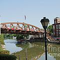 Fairport Lift Bridge by William Norton