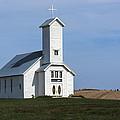 Faith On The Prairie by Edward Peterson