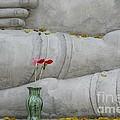 Fall Buddha #1 by Nola Lee Kelsey