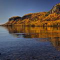 Fall Colours In The Squaw Bay II by Jakub Sisak