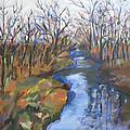 Fall Creek by Daniel Gale