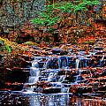 Fall Falls Revisited by Paul Svensen