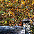 Fall House In Carolina by Kenneth Albin