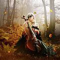 Fall Melody by Mary Hood