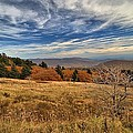 Fall On Whitetop Mountain by Mel Hensley