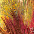 Fall Prairie Grass By Jrr by First Star Art