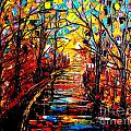 Fall Time by Real ARTIST SINGH
