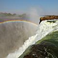 Falling Down  Falls, Zambia by © Pascal Boegli