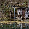 Falling Spring Mill by Steve Stuller