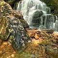Falling Through The Rocks by Adam Jewell