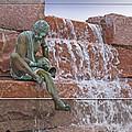 Falling Water by Rich Stedman
