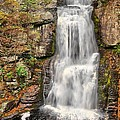 Falls At Bushkill by Nick Zelinsky