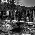 Falls At Yates Mill by Christopher McPhail