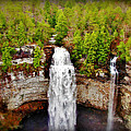 Falls Creek Falls by Jeremy Carter