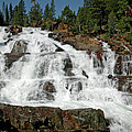 Falls Glen Alpine Falls Tahoe by LeeAnn McLaneGoetz McLaneGoetzStudioLLCcom