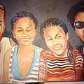 Family Portrait by Lennox Thom