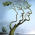 Family Tree, Conceptual Artwork by Smetek