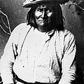 Famous Apache Leader, Geronimo by Everett