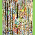Fantasy Bird Cage Poster by Anne Cameron Cutri