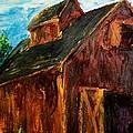 Farm Barn by Scott Nelson