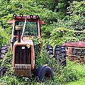 Farm Equipment by Susan Leggett
