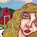 Farm Girl by Jason Hawn