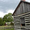 Farm House by Peggy  McDonald