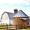 Farm Life by Todd Hostetter