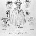 Fashion: Corset, C1850 by Granger