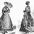 Fashion: Women, 1868 by Granger