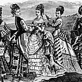 Fashion: Womens, 1874 by Granger