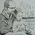 Father's Day by Lou Cicardo