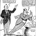 F.d. Roosevelt Cartoon by Granger
