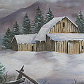 February Snowstorm by Terry Boulerice
