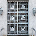 Federal Trade Commission Art Deco Door by Clarence Holmes