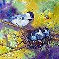 Feeding Chorus by Dee Carpenter