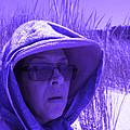 Feeling Blue by Kym Backland