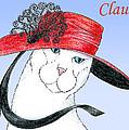 Feline Finery - Claudia by Alison Stein