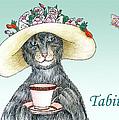 Feline Finery - Tabitha by Alison Stein