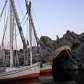 Felucca Parking by Darcy Michaelchuk