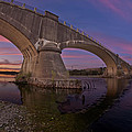 Fernbridge Dusk by Greg Nyquist