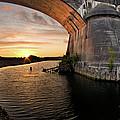 Fernbridge Sunset by Greg Nyquist