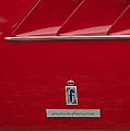 Ferrari Pininfarina Emblem 3 by Jill Reger