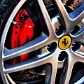 Ferrari Shoes by Michael Frank Jr