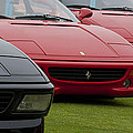 Ferraris 4 by Jill Reger