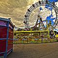 Ferris Wheel - Vienna by Madeline Ellis