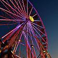 Ferris Wheel 1 by Jim ODonnell