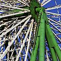 Ferris Wheel  by Stelios Kleanthous